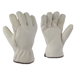 Glove-Cowgrain-Unlined