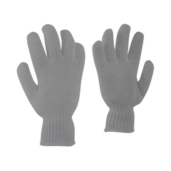 Glove-55% Cotton/45% Poly.