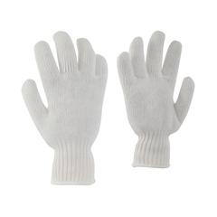 Glove-70% Nylon/30% Poly.-Elast.knit