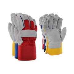 Glove-Cowsplit-Solid-Rubber.-Unlined