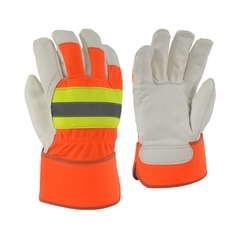 Glove-Cowgrain-Mesh-Rubber.-Unlined