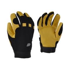 Glove-Deerskin-Flan.-Thin.-Spandex