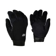 Glove-Synth.-Flan.-Thin.-Spandex