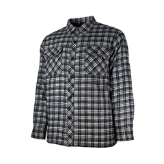 Shirt-Flan.-Nyl./fleece
