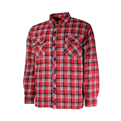 Shirt-Flan.-Nyl./fleece