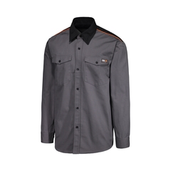 Chemise-65%polyester 35%coton