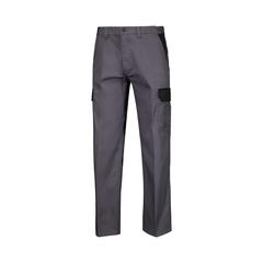 Pantalons cargo-65%polyester 35%coton