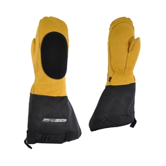 Mitt-Deerskin-Fleece-Detach.-Heatlocker-Nylon-Boa