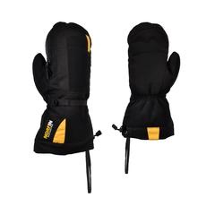 Mitt-100% Poly.-Glove-Zipper