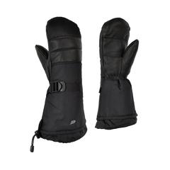 Mitt-Deerskin-Nylon-Detach.-Thin.-Anti-snow-Strap at wrist