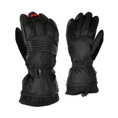 Glove-Goatskin-Nylon-Detach.-Ultra Suede on thumb