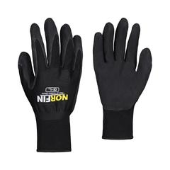 Glove-7G acrylic/Rubber finish-Rubber