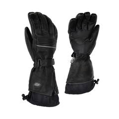 Glove-Goatskin-Strap at wrist-Anti-snow