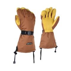 Glove-Deerskin-Thin.-Nylon-Anti-snow