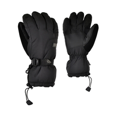 Glove-100% Poly.-Heatlocker-Ultra Suede on thumb