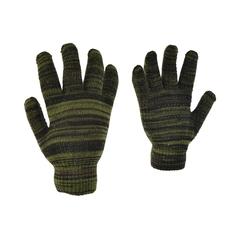 Glove-Acry. knit-PVC dots