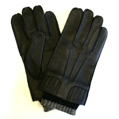 Glove-Deerskin-Wool