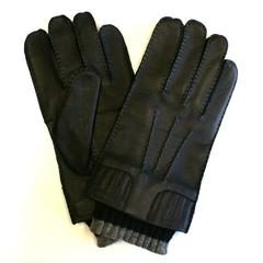 Glove-Deerskin-Wool