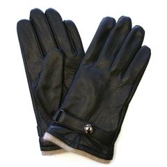 Glove-Goatskin-100% Cashmere