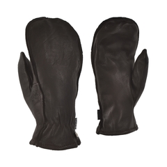 Mitt-Deerskin-Fleece-Glove liner-Thin.