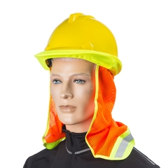 Helmet Cover-10/4 JOB Quick Dry-Reflect.stripe