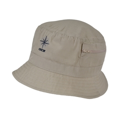 Bucket hat-Polycotton-Small pocket