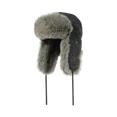 Chapeau-Tricot acry.-Nyl.piqué-Four.synth.