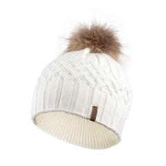 Tuque-Tricot acrylique-Polar-Pompom