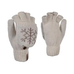 Flip Mitt-65%acrylic 35% wool