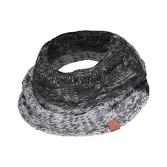Foulard infinité-Tricot acrylique