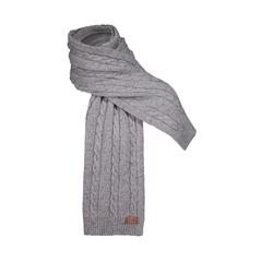 Scarf-Acry. knit