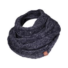 Intfinity scarf-20%wool18%acry.62%poly
