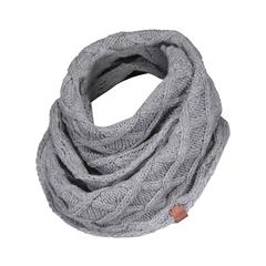 Intfinity scarf-Acry. knit