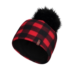 Tuque-Fleece-Pompom