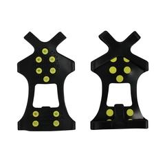Crampons pour bottes-Caoutch.-M: 4-8  L: 8.5-13.5 XL: 14+-Cr