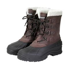 Boots-Cowsplit-Remov. felt-TPR outsole--45 °C / -50 °F