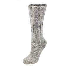 Socks-27%Wool/63%acry./10%spandex