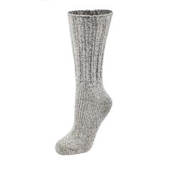 Socks-27%Wool/63%acry./10%spandex