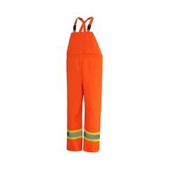 Pantalon Imperméable-150D Oxford/PU-Nyl.piqué-Heatlocker-Ban
