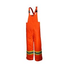 Rainsuit Pants-220d Nylon/PVC-Sealed-CSA