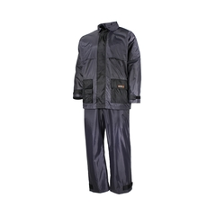 Suit-220d Nylon/PVC-Sealed-Detach.hood vision