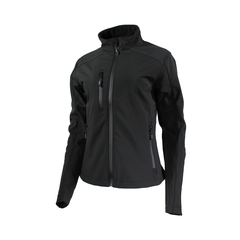 Motorcycle Jacket-94% Polyester 6% Spandex-Poly.