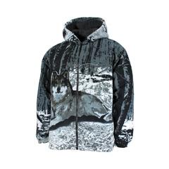 Jacket-Fleece-Sherpa-Hood-Wolf