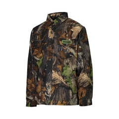 Shirt-Poly./PU-Quilted fleece-Sealed