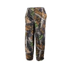 Pantalon à la taille-Poly./PU-Nylon-Scellées