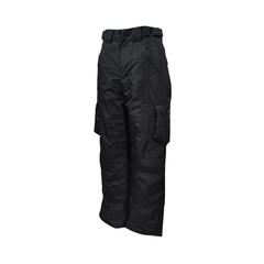 Waist pants-Nylon/PU-Sealed-Leg zip
