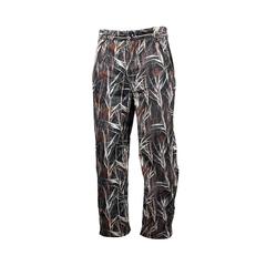 Waist pants-100% Poly.-Leg zip
