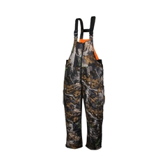 Reversible Bib pants-Poly./PU-Reversible-Heatlocker