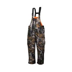 Reversible Bib pants-Poly./PU-Reversible-Heatlocker