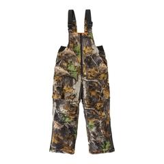 Reversible Bib pants-Poly./PU-Heatlocker-Sealed